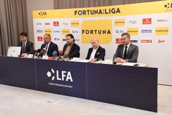 Jarní část FORTUNA:LIGY startuje i s novým oficiálním partnerem Louda Auto