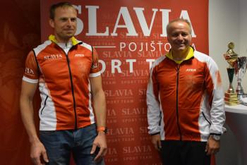 Stanislav Řezáč a Klára Moravcová pojedou Pro Tour v Itálii na Marcialongu