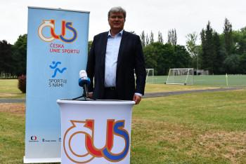 Výkonný výbor České unie sportu sečetl covidové ekonomické ztráty