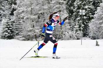 A Vy jste kdo? Česká běžkyně na lyžích Kateřina Razýmová