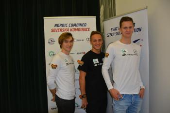 Českou výpravu na mistrovství světa v klasickém lyžování v Seefeldu tvoří 27 závodníků