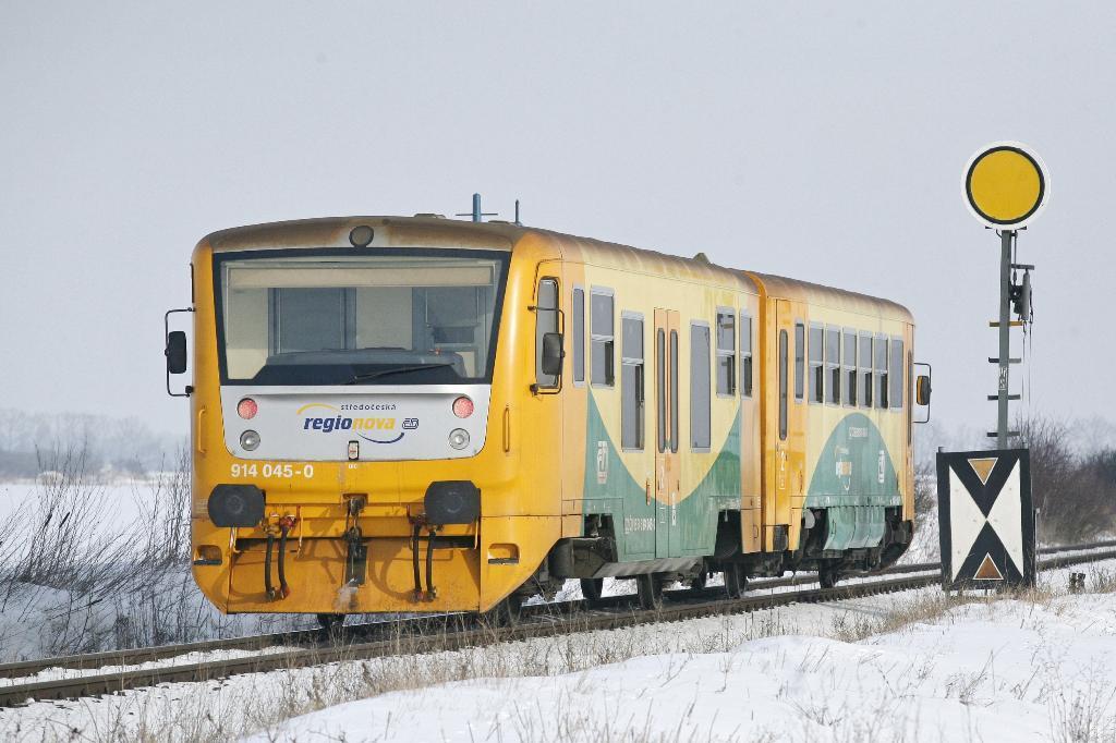 Ministerstvo dopravy chce likvidovat regionální tratě