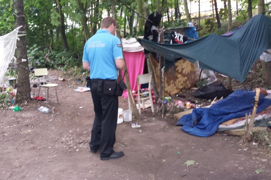 Plzeň zintenzivnila pomoc lidem bez domova v době pandemie